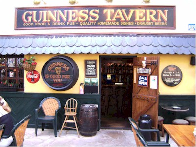 The Guinness Tavern